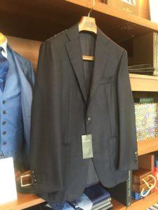 国内最高峰のクオリティ「RING JACKET」のジャケットのお直し(リフォーム)横浜オーダースーツのナガサカ