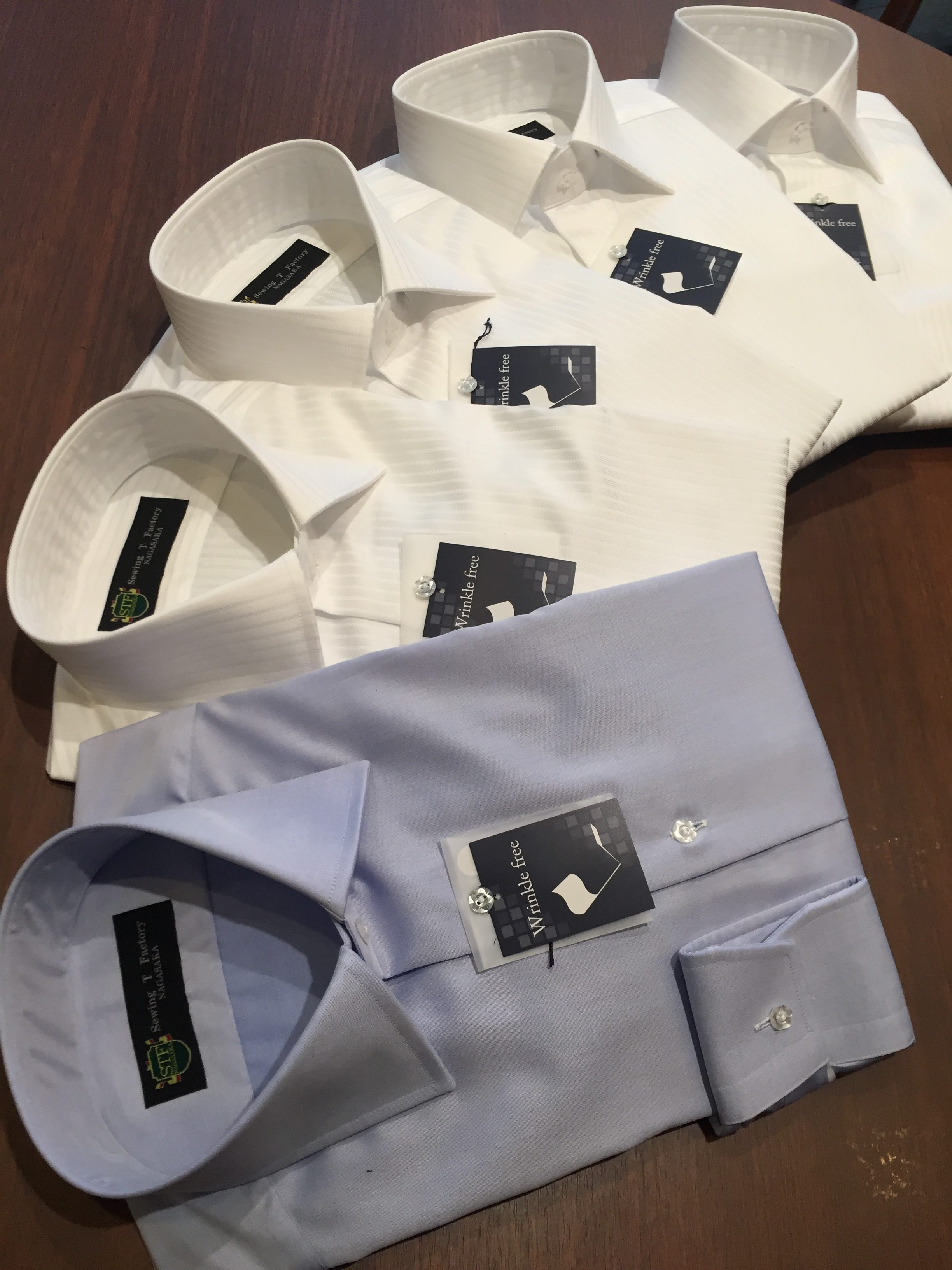 ワイシャツ クリーニング