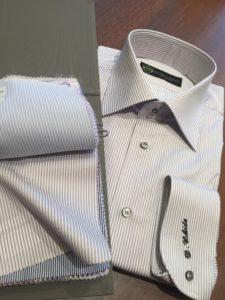 オーダーのプロが教える、失敗しないオーダーシャツ選びのポイント!in横浜オーダースーツのナガサカ