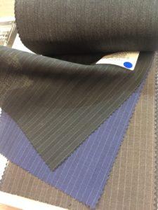 御幸毛織の超!軽量スーツ生地が暑がりの方にオススメです!