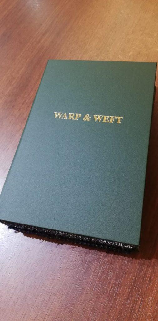 昨日に引き続き「WARP&WEFT」からおすすめの「FERLA フェルラ」ジャケット生地をご紹介です。