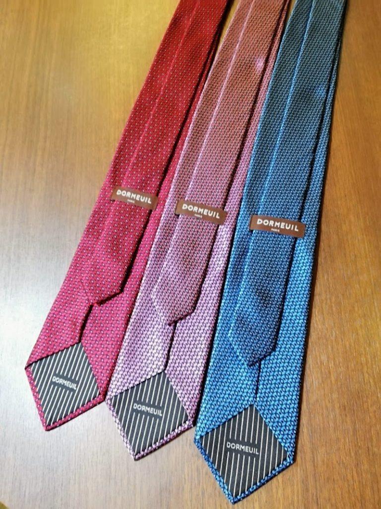 新柄のネクタイのご紹介!